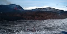 Interesting Facts About Iceland: Volcano eruption in Rangárvallasýsla, Iceland
