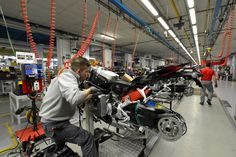 "#Ducati Factory in #Bologna - ""Your Best Guide to The Italian #MotorValley"" by @1unfinishedman"