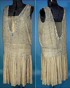 simple sewing pattern for 20s dress - Google Search
