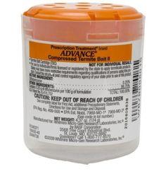 Advance Termite Bait Cartridge II (TBC) Poison – 6 set (box)