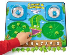 Count & Compare Numbers