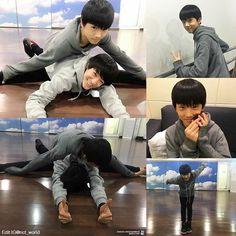 [RookiesEntertainmentApp] #NCT #smrookies #Jisung #Jeno