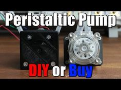 In this project we will have a look at peristaltic pumps and find out whether it makes sense to DIY our own version of it or whether we should just stick with the...