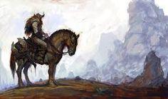 Bilderesultat for horseman viking