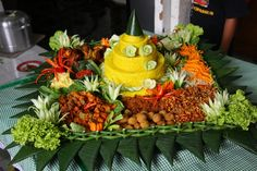 Tumpeng Nasi Kuning