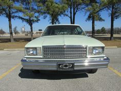 '79 Chevrolet Malibu Classic Estate Station Wagon