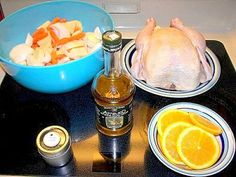 Learn to prepare & bake the perfect whole chicken at home. Step by step instruction and lots of fabulous recipes to try and enjoy. Discover how here. Baked Whole Chicken Recipes, Meat, Baking, Fruit, Food, Amp, Bakken, Essen, Meals