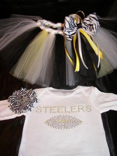 Go Steelers! Arabella must have this!