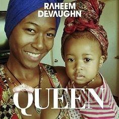 New RnB/Soul music video: Raheem DeVaughn - #Queen