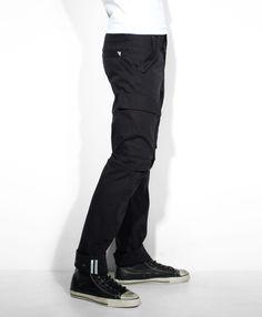 Levi's Commuter Cargo Pants - Black - Pants