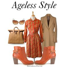 """Ageless Style"" by duncanlovestess on Polyvore"