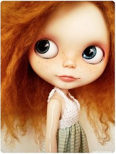 angenuity: Blythe dolls: Cute or creepy?
