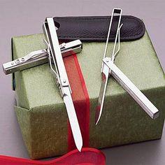 Unique Folding Gentleman's Hidden Knife