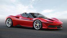 Scuderia feiert sich: Ferrari J50 - Zehn zum Japan-Jubiläum