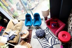Home : Ten Rooms We Want To Live In  abigail ahern's home via wanderlustings