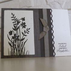 Trauerkarte mit Stampin up hergestellt   eBay