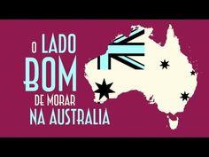 O Lado Bom de Morar na Australia - EMVB - Emerson Martins Video Blog 2013