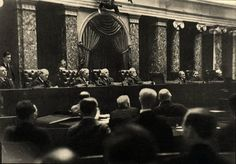 """@greathistory posted to Instagram: A photo of the United States Supreme Court by Erich Salomon. Salomon faked a broken arm and hid the camera in his cast.  The Hughes Court in 1937, photographed by Erich Salomon. Members include Chief Justice Charles Evans Hughes (center), Louis Brandeis, Benjamin N. Cardozo, Harlan Stone, Owen Roberts, and the """"Four Horsemen"""" Pierce Butler, James Clark McReynolds, George Sutherland, and Willis Van Devanter, who opposed New Deal policies.  . TEACHING ABOUT THE S Rare Historical Photos, Rare Photos, Old Photos, Vintage Photographs, Us Supreme Court, Different Perspectives, American History, It Cast, United States"""