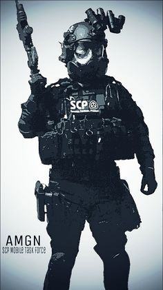 Population Du Monde, Scp Cb, Foundation, Military Gear, Military Tactics, Military Soldier, Future Soldier, Futuristic Art, Special Forces