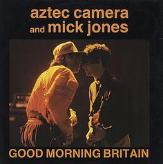 Aztec Camera - Good Morning Britain