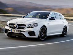 Ab sofort bestellbar: Mercedes-AMG E 63 T-Modell startet bei 112.907 Euro