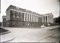 Old Medical School Building, University of Virginia, circa 1929