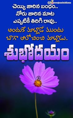 good morning quotes in telugu-inspirational quotes in telugu-best good morning sayings Life Quotes Pictures, Love Quotes With Images, All Quotes, Good Life Quotes, Funny Quotes, People Quotes, True Quotes, Motivational Good Morning Quotes, Good Morning Image Quotes