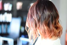 35+Balayage+Styles+For+Short+Hair