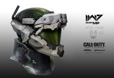 Call of Duty | Infinite Warfare | Concept Design