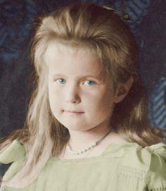 Grand-duchess Anastasia of Russia