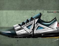 Reebok CrossFit Training Footwear concept