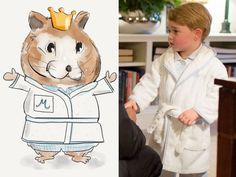 Royal Family's Pet Hamster Marvin Comes to Life in Playful Illustrations - ABC News