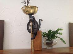 Lampe industrielle *Le Goupillon* objets