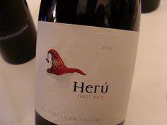El Alma del Vino.: Viña Ventisquero Herú Pinot Noir 2009 /Decanter.