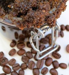 Coffee Body Scrub DIY