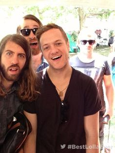 Imagine Dragons @ Lollapalooza
