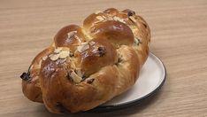 Recept na tradiční vánočku našich babiček Paris Brest, Bagel, Bread, Recipes, Food, Brot, Essen, Baking, Eten