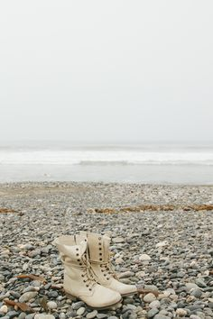 Beaches + Boots  Steve Madden Troopa @SWELL Style  http://www.swell.com/Girls-STEVE-MADDEN