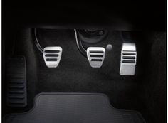 2015-2016 Ford Mustang Sport Pedals - Manual at Partscheap.com