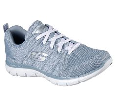 d56b7ff6833b A sporty favorite gets even better in the SKECHERS Flex Appeal 2.0 - High  Energy shoe
