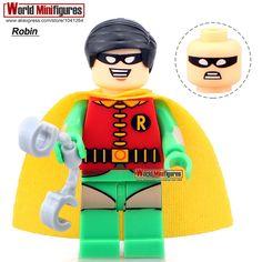 Robin XH129 Single Sale Marvel SuperHeroes PirateBatman Joker With Base…