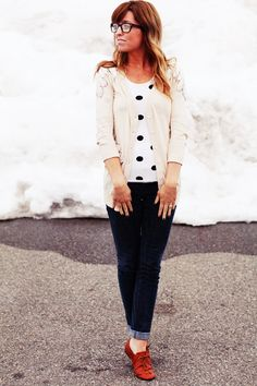 I want this outfit. Adorable.