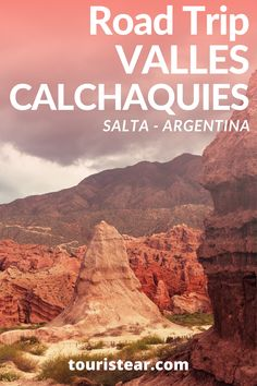 Visit the Calchaquí Valleys in Salta, 3-day road trip. Travel to Salta, Visit Argentina.  #SaltaRoadTrip #ArgentinaRoadTrip Visit Argentina, Argentina Travel, Costa Rica Travel, Peru Travel, Guatemala Beaches, Living In Peru, Peru Vacation, Cities, South America Travel