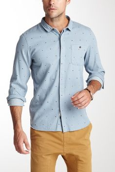 Miami Long Sleeve Shirt by Zanerobe