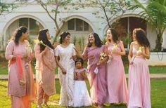 Bridesmaids, Bridesmaid Dresses, Wedding Dresses, Girls Frock Design, Frocks For Girls, Christian, Fashion, Bridesmade Dresses, Bride Dresses