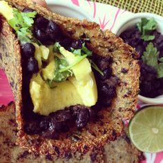 Tortillas de Quinoa - Sascha Fitness