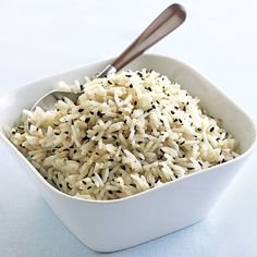 Buttery Southern Rice - FineCooking
