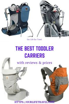The Best Toddler Carrier for Hiking in 2020 - Our Life, Our Travel Hiking With Kids, Travel With Kids, Family Travel, Adventure Activities, Travel Activities, Kids Hiking Backpack, Budget Travel, Travel Tips, Packing Tips For Vacation