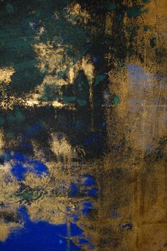 Abstract art - gold art - Interior design ideas for Atlanta Showhouse Abstract Landscape, Landscape Paintings, Abstract Art, Modern Art, Contemporary Art, Gold Art, Oeuvre D'art, Japanese Art, Painting Inspiration
