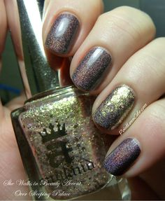 From the Vaults: NerdLacquer, a-England, Nails Inc., piCture pOlish and Some Nail Art